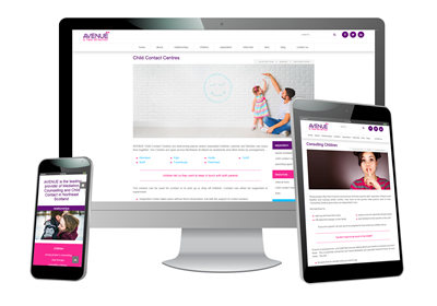 Web Design Avenue Aberdeen