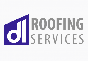DL Roofing - Logo Design