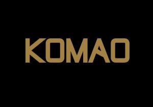 KOMAO Logo update