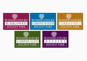 Wood Leisure Holiday Parks Logos